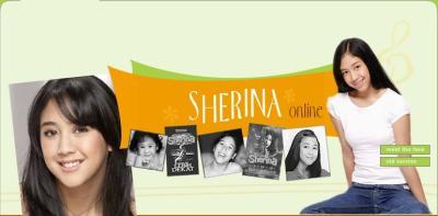 Profil sherina munaf